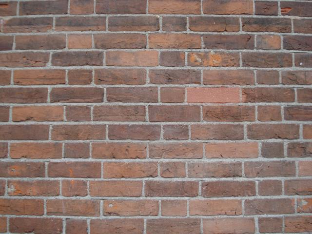 Bonding is the arrangement of bricks in an interlocking pattern.