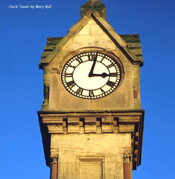 Clock Tower: NEN Gallery