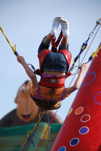 All the fun of the fair at the Essex Country Show