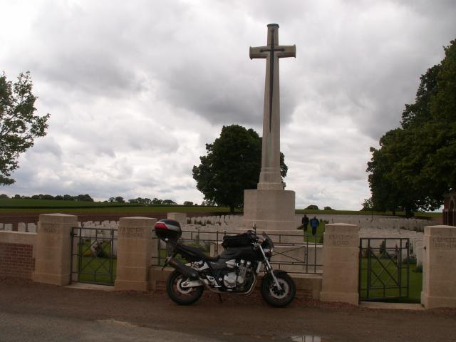 The cemetery is particularly associated with three dates and engagements; the attack on Serre on 1 July 1916; the capture of Beaumont-Hamel on 13 November 1916; and the German attack on the 3rd New Zealand (Rifle) Brigade trenches before Colincamps on 5 April 1918. The whole of Plot I, except five g...