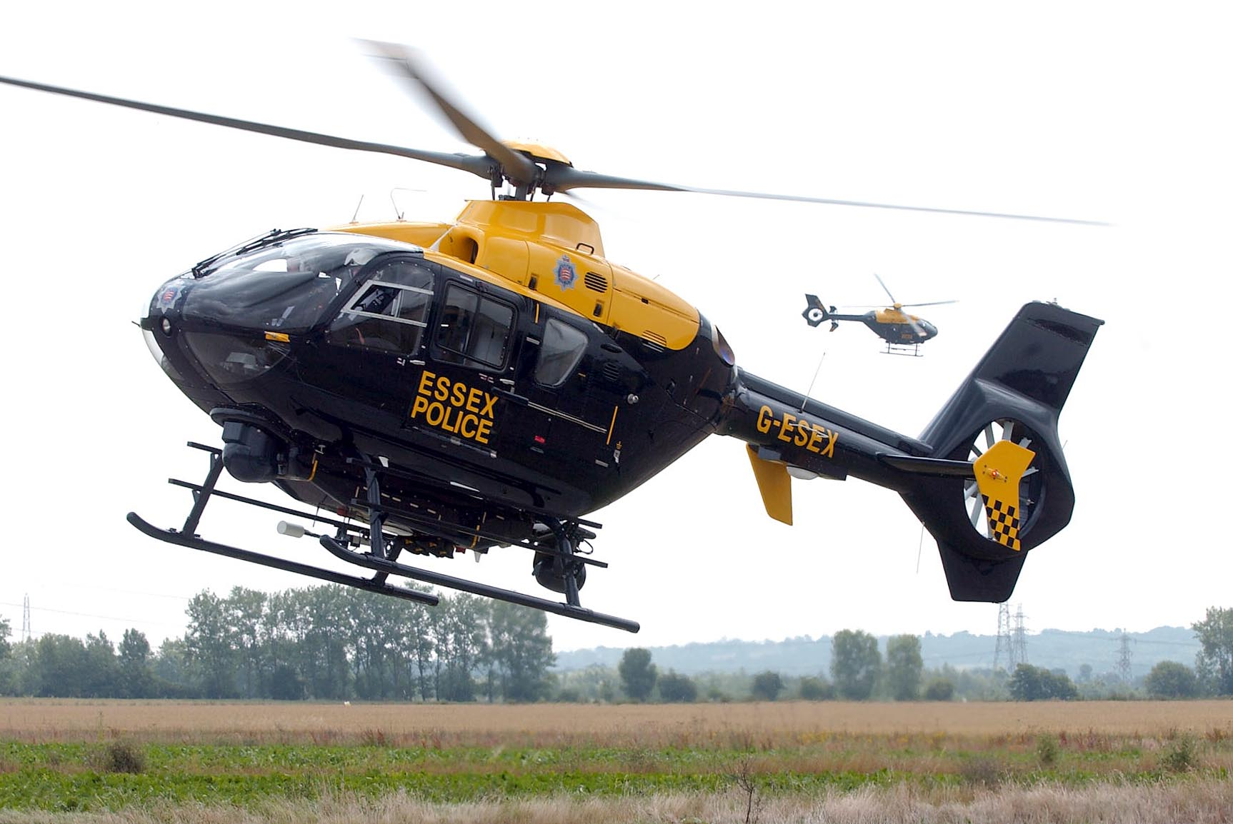 Essex Police Air Support Unit began in the 1990s. Our helicopter can also help other police forces such as Kent and Suffolk who are close by.