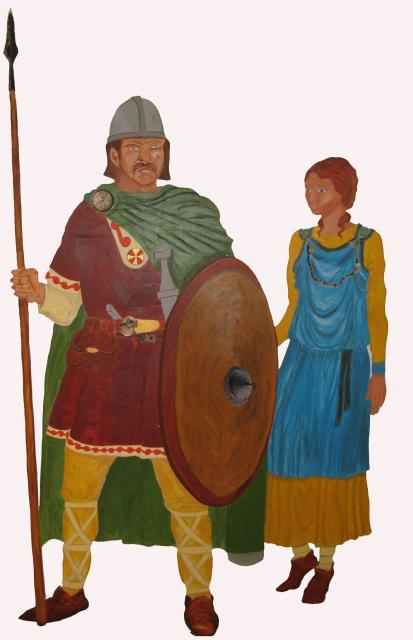 Romans and Anglo-Saxons | ESOL Nexus