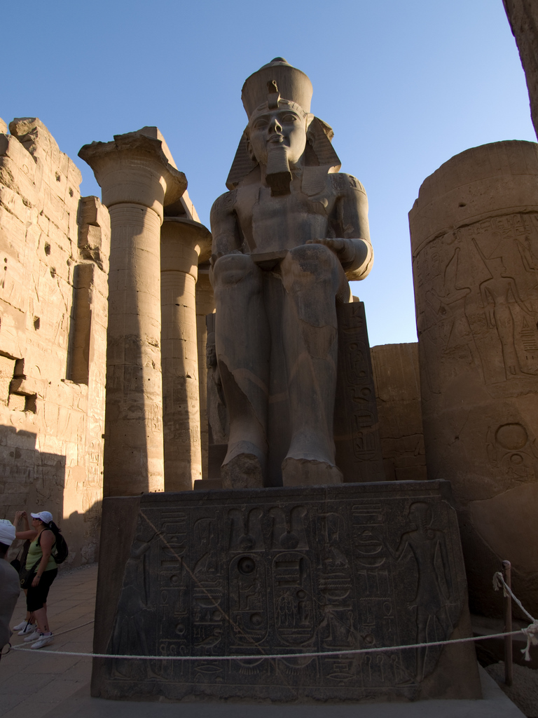 ramses the second Ramesses ii was one of the most powerful rulers of ancient egypt he reigned in  the 12th century bc for approximately 66 years, which was.