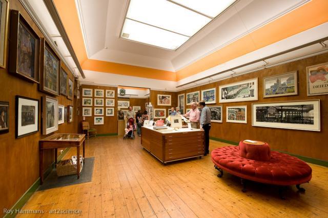 Fry Art Gallery Interior