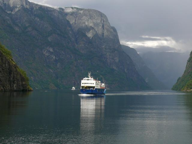 On the fjord cruise, you pass the beautiful villages of Aurland and Undredal before the boat enters the Naeroyfjord, one of the narrowest fjords in Europe. This arm of the Sognefjord is perhaps the most dramatic fjord in Norway, and is on UNESCO's World Heritage List.