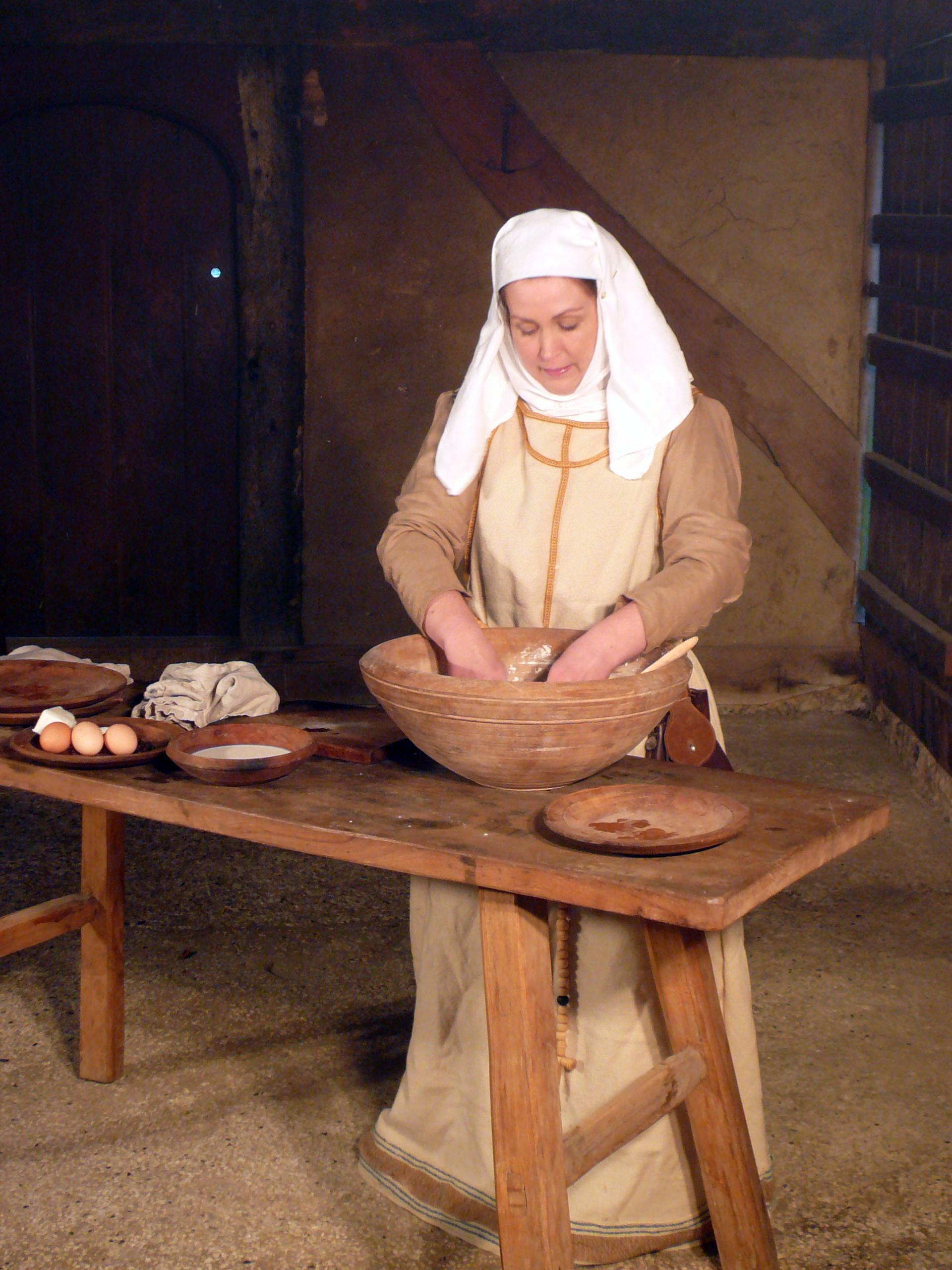 Medieval cuisine - Wikipedia