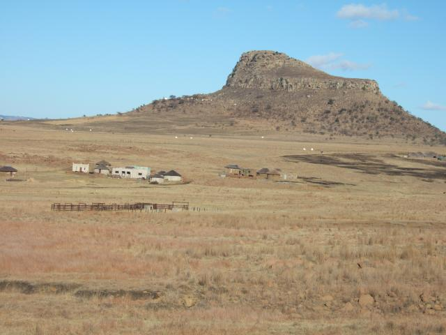 The site of the battle where the Zulus defeated the British Army