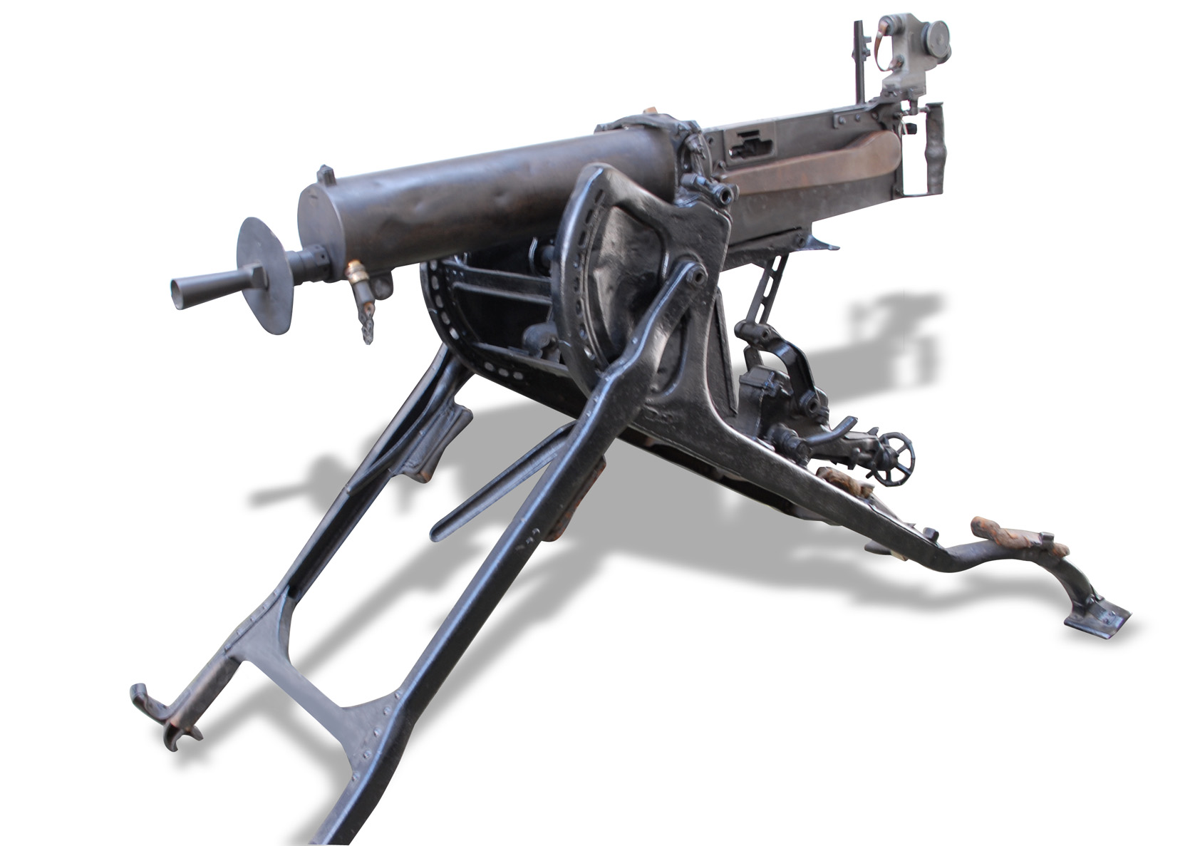 german machine guns ww1 - photo #7