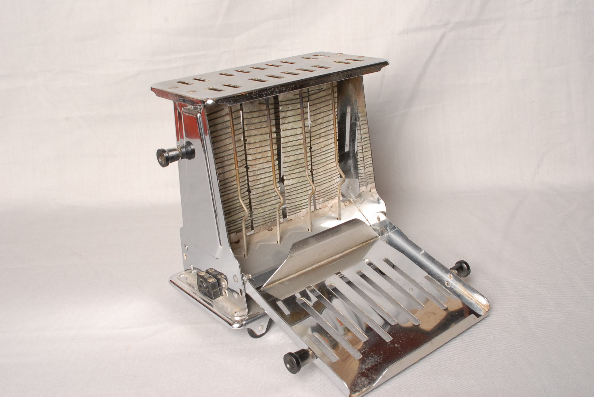 Electric Toaster History ~ Chrome toaster s e bn gallery