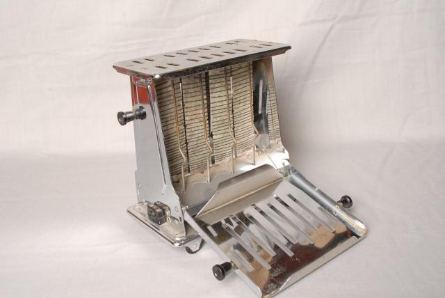 Electric Toasters From 1930 ~ Chrome toaster s e bn gallery
