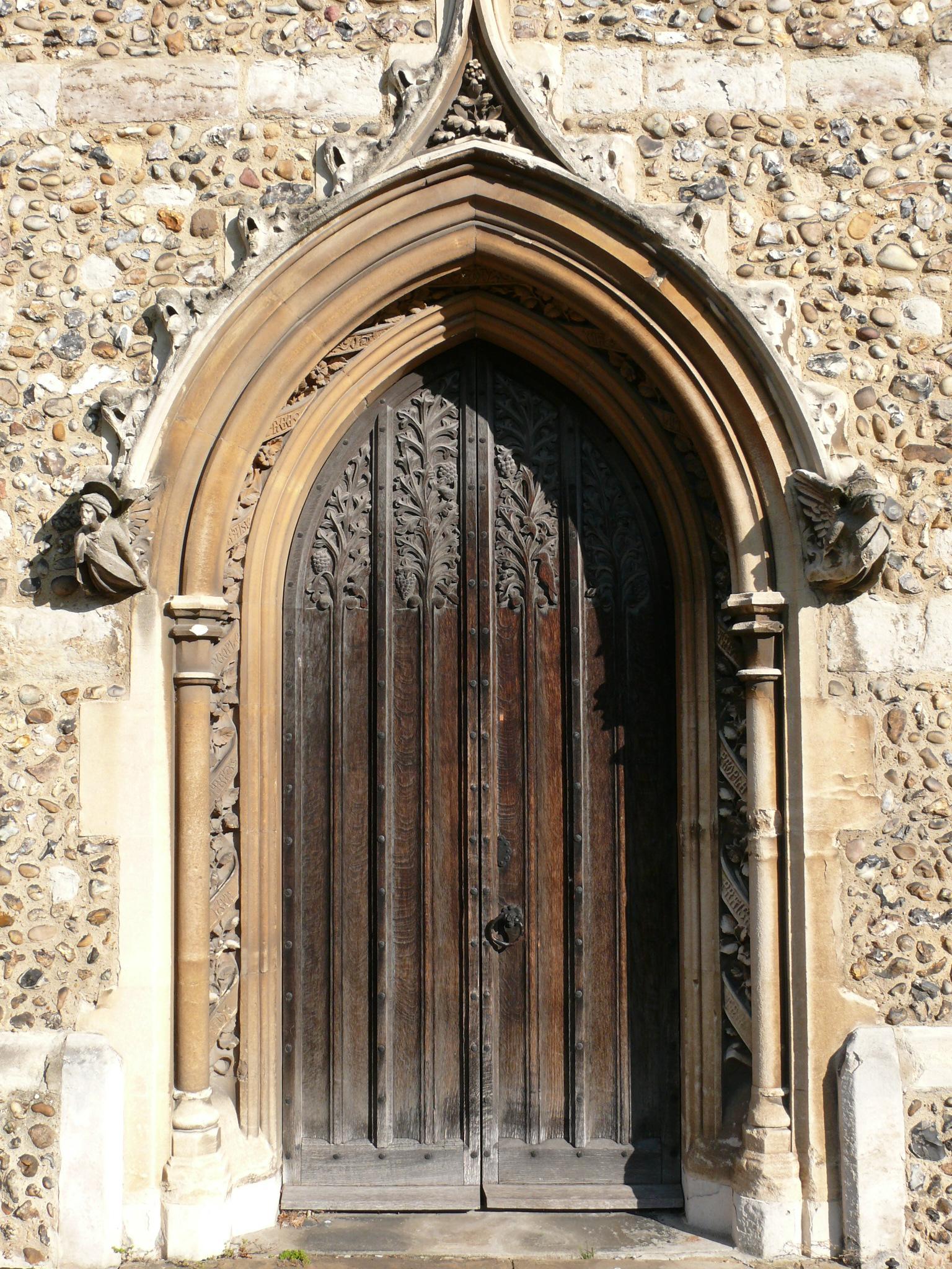 2048 #937738 Chelmsford Cathedral External Door: NEN Gallery image Steel Reinforced Doors 13431536