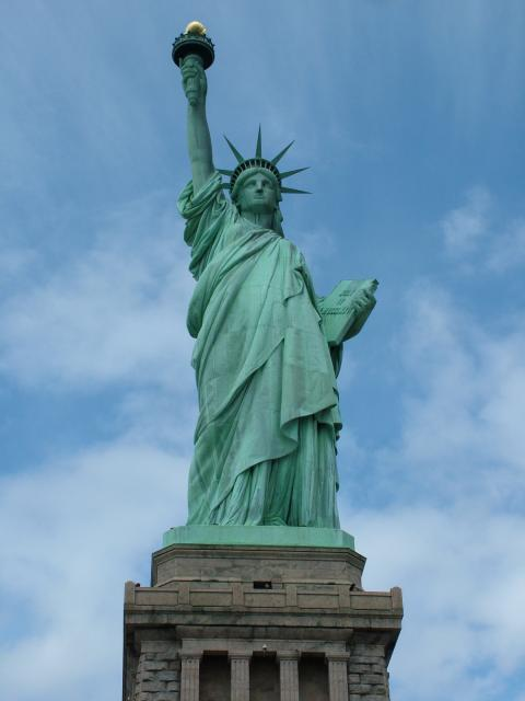 The Statue Of Liberty NEN Gallery - Where is the statue of liberty located