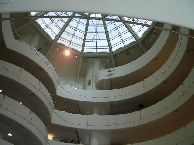 The Solomon R. Guggenheim Museum, which opened on October 21, 1959, is one of the best-known museums in New York City and one of the 20th century's most important architectural landmarks. Designed by Frank Lloyd Wright, the museum, which is often called simply The Guggenheim, is home to a permanent ...