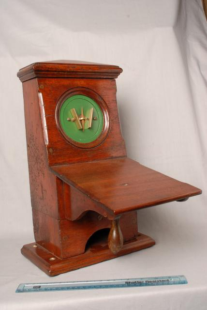Devices for sending and receiving intelligent information were needed to improve communication on the railways. One such piece of apparatus was the Needle Telegraph, devised by William Fothergill Cooke and Charles Wheatstone, in 1936, from an idea by Baron Pawel Schilling, demonstrated around 1832.