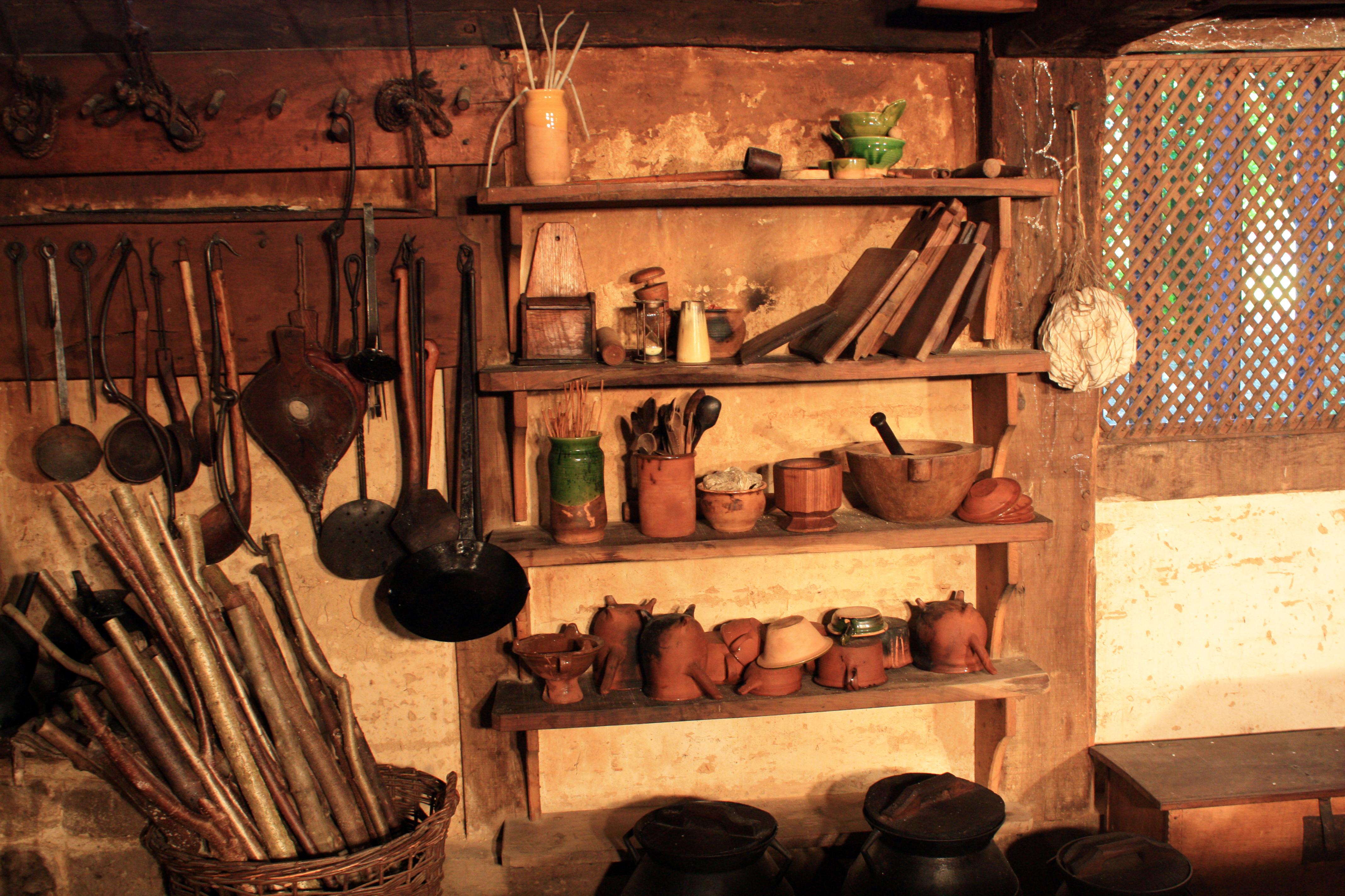 The Tudor Kitchen: NEN Gallery