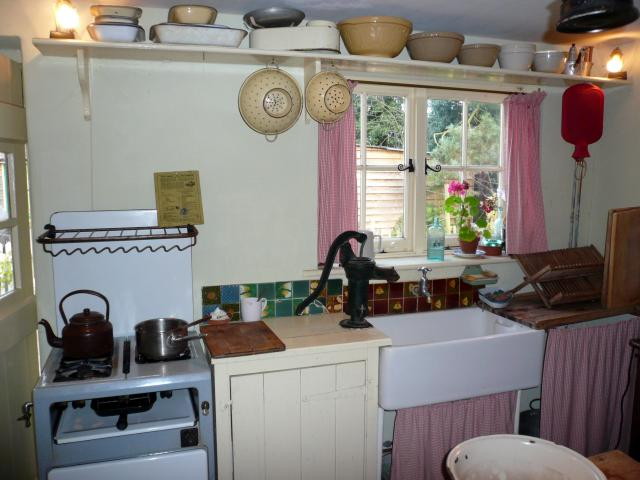 1940's kitchen