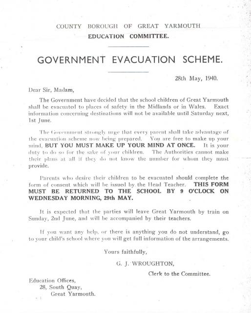 Government Evacuation Scheme Consent Form Nen Gallery