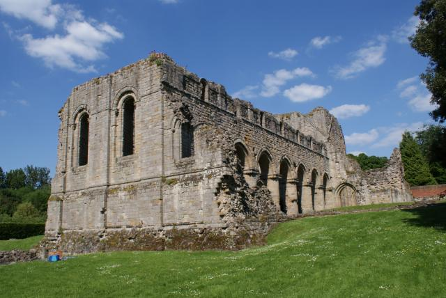 Buildwas Abbey, Shropshire