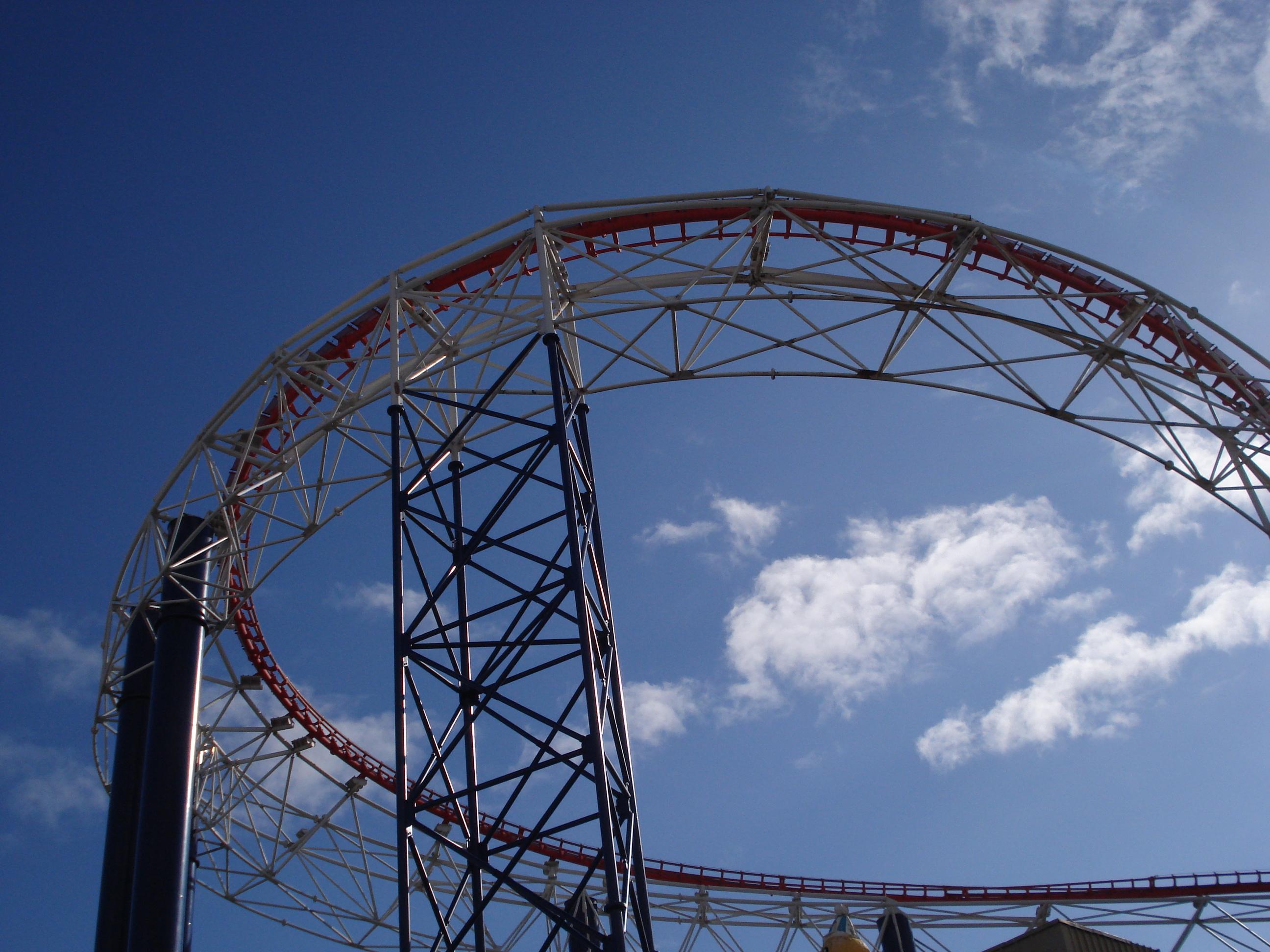 beach roller coaster - photo #12