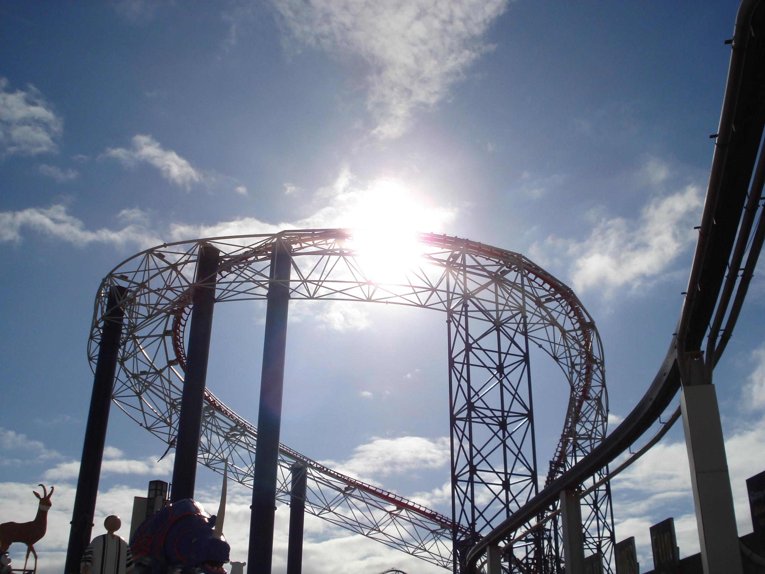 beach roller coaster - photo #7