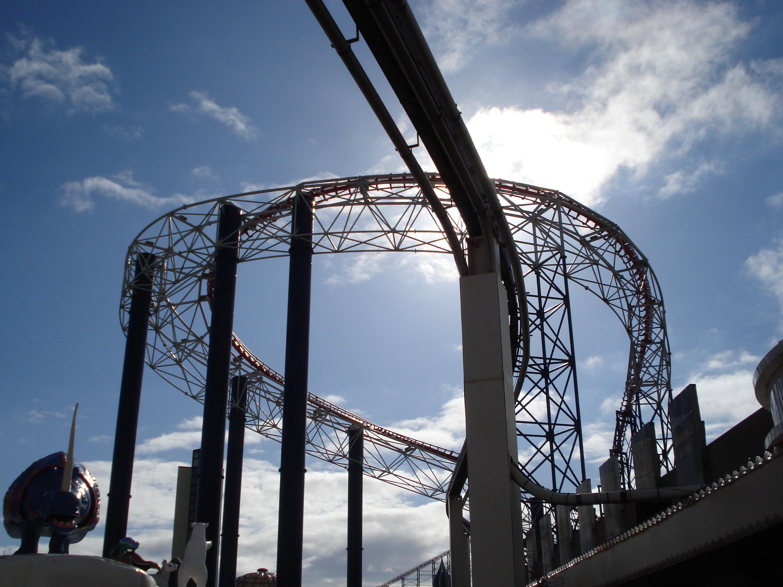 beach roller coaster - photo #13