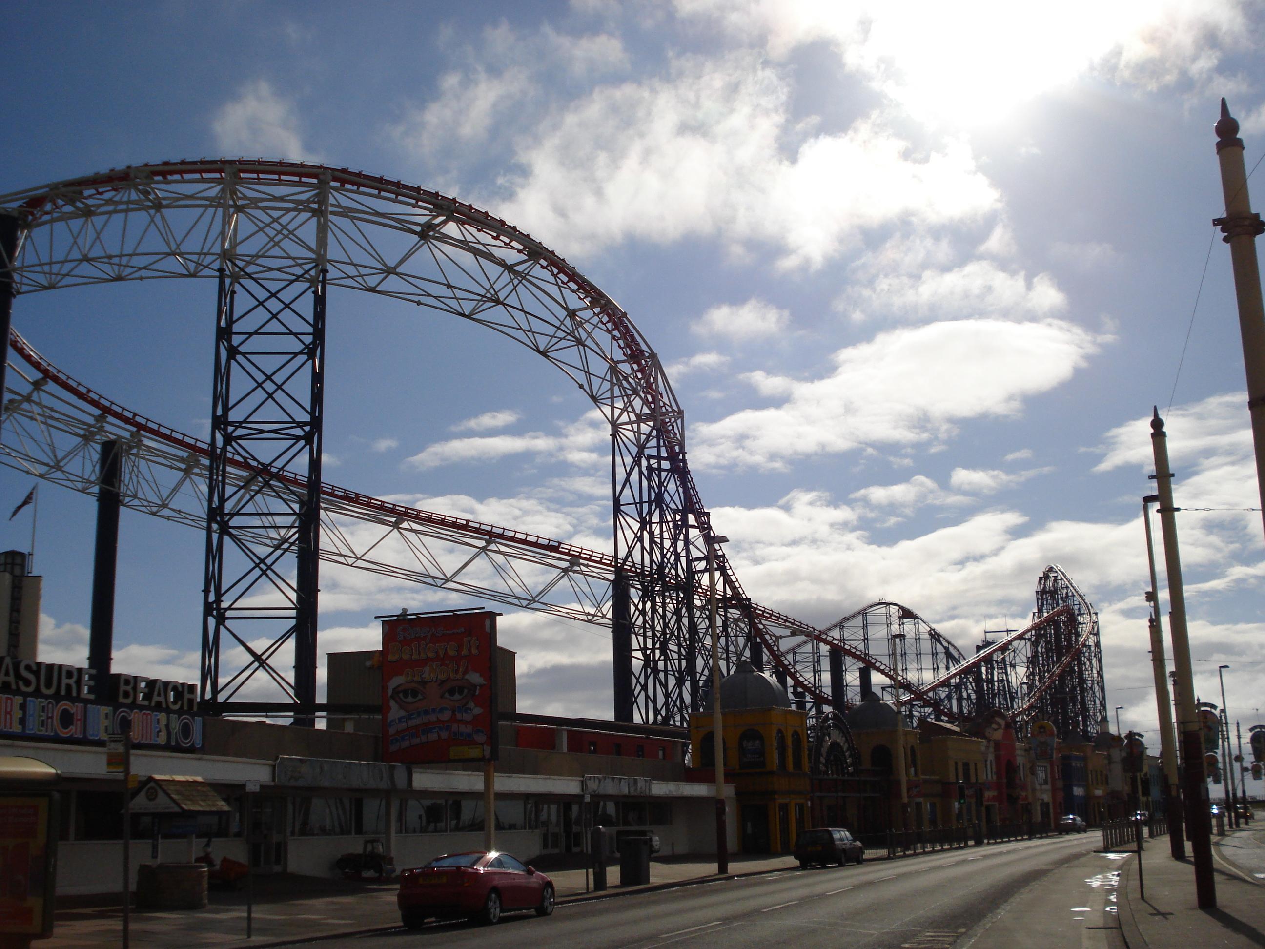 beach roller coaster - photo #14