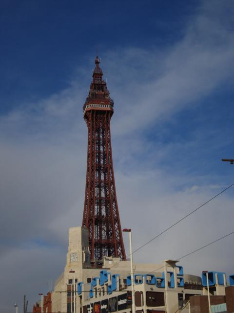 Blackpool Tower was first opened to the public on the 14th  May 1894. It was inspired by the Eiffel Tower after a local hotelier and councillor took a trip to Paris. The Tower took three years to build using 2,500 tons of steel.