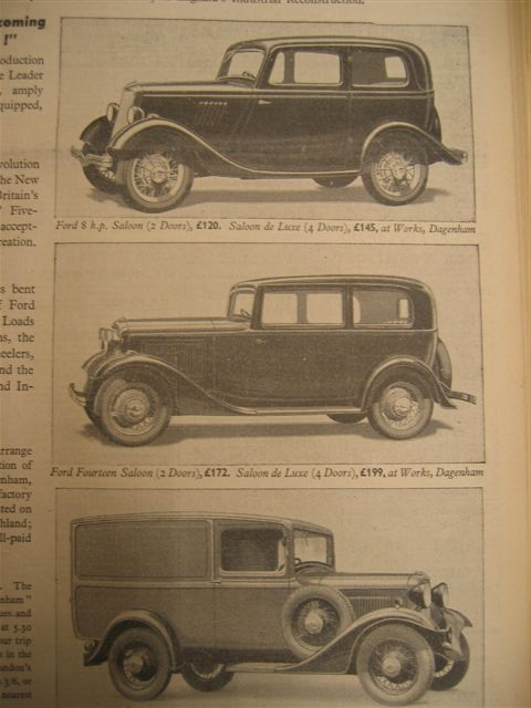 Grays had one cycle company, Carters of Grays, who embarked on making cars in the 1920's.