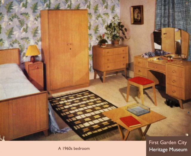 1960s bedroom: NEN Gallery - 1960s Bedroom Furniture