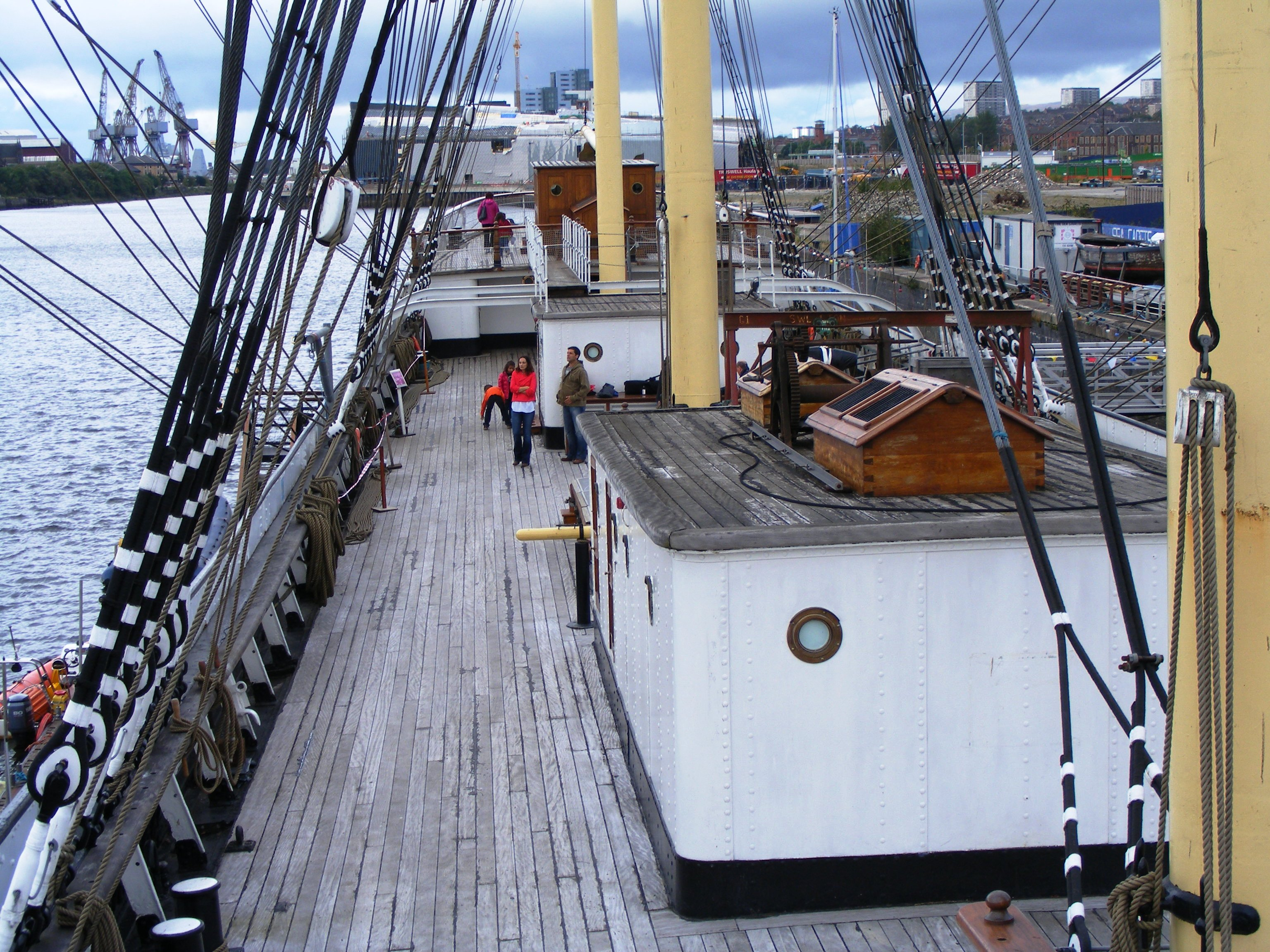 sailing ship deck related keywords sailing ship deck