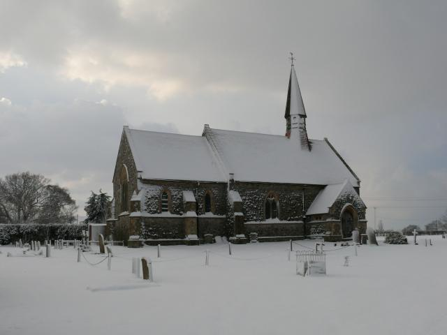 This photograph was taken on 18th December 2009.