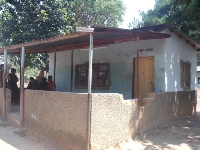 School building nen gallery for Kitchen designs zambia