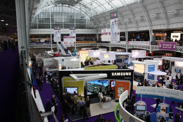 The BETT Show is the world's largest education technology show and conference and is held at Olympia in London.