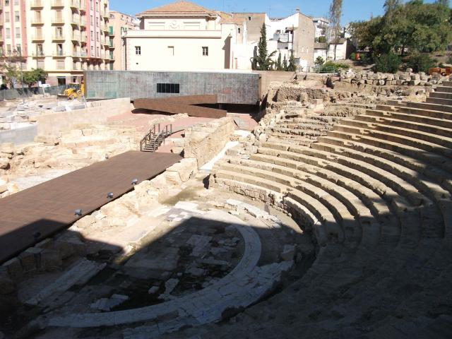 el teatro romano