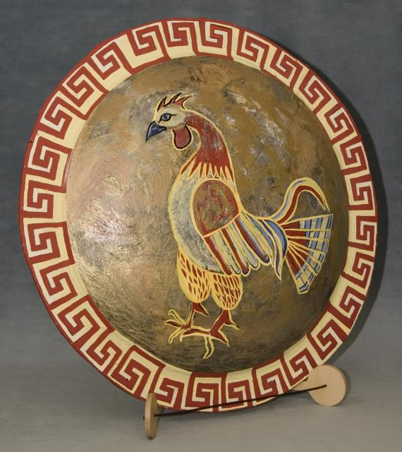 Replica Ancient Greek Shield E2bn Gallery