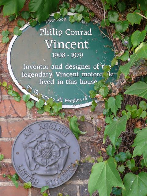 High House is An English Listed Building displaying the following Commemorative plaque issued by Thurrock Heritage: