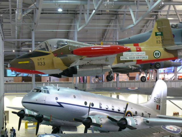 Photograph was taken at The Imperial War Museum, Duxford, July 2010.