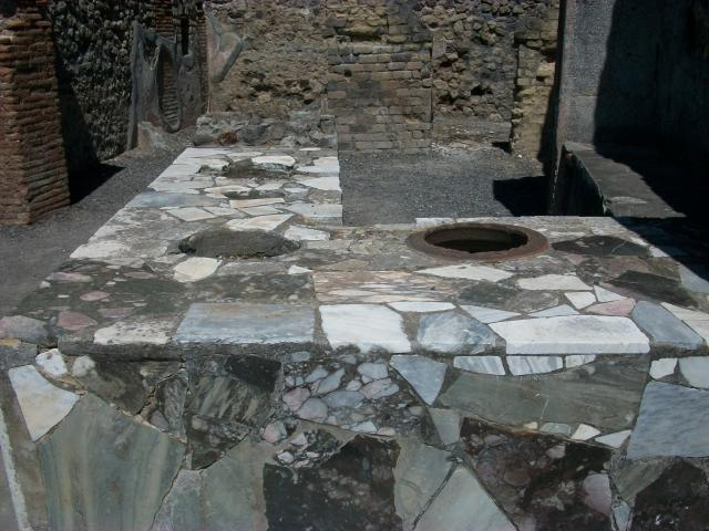 Pompeii is a ruined and partially buried Roman settlement near Naples in the region of Campania. Along with Herculaneum, Pompeii was destroyed and completely buried during the catastrophic eruption of the volcano Mount Vesuvius spanning two days, August 24th and 25th in 79 AD. The eruption buried Po...