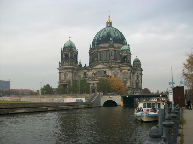 The Berliner Dom (Cathedral of Berlin) is the largest church in the city, and it serves as a vital center for the Protestant church of Germany.
