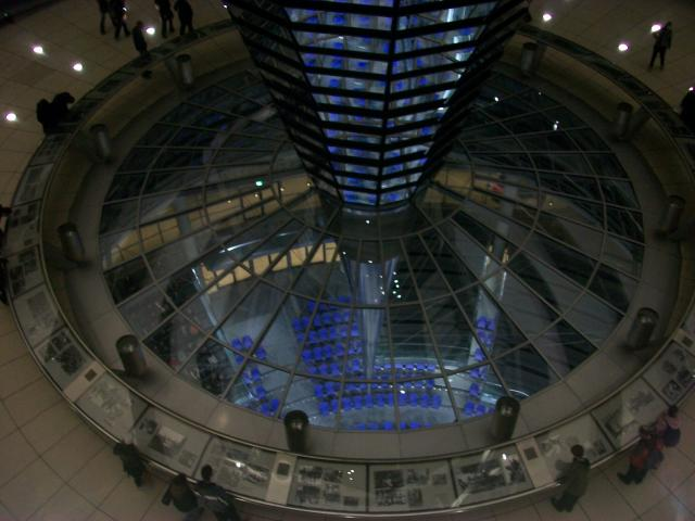 The Reichstag is a very important site in German history. After much renovation this former Headquarters of the German Parliament is now home to the Bundestag (the lower Parliament). 