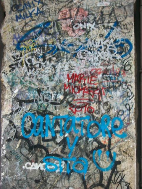 The Berlin Wall, Potsdamer Platz: NEN Gallery