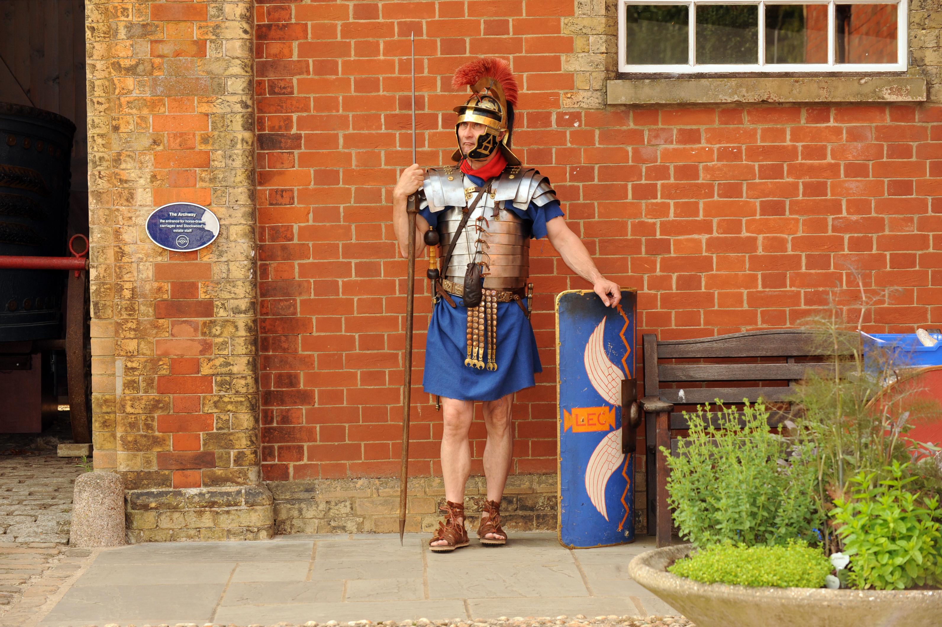 Roman soldier e2bn gallery