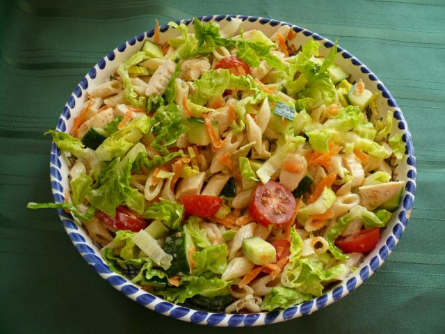 pasta salad chicken pasta chicken pasta salad the best blog recipes ...