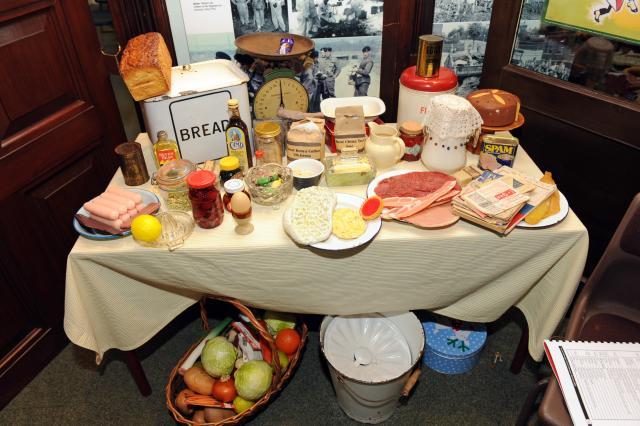 WW2 diet 'better for kids'