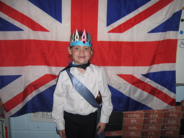 Royal Wedding Outfit from Brunswick House