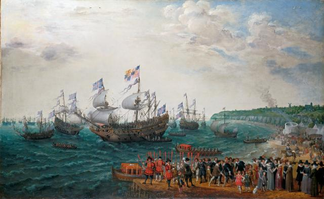ADAM WILLAERTS (1577-1664) 