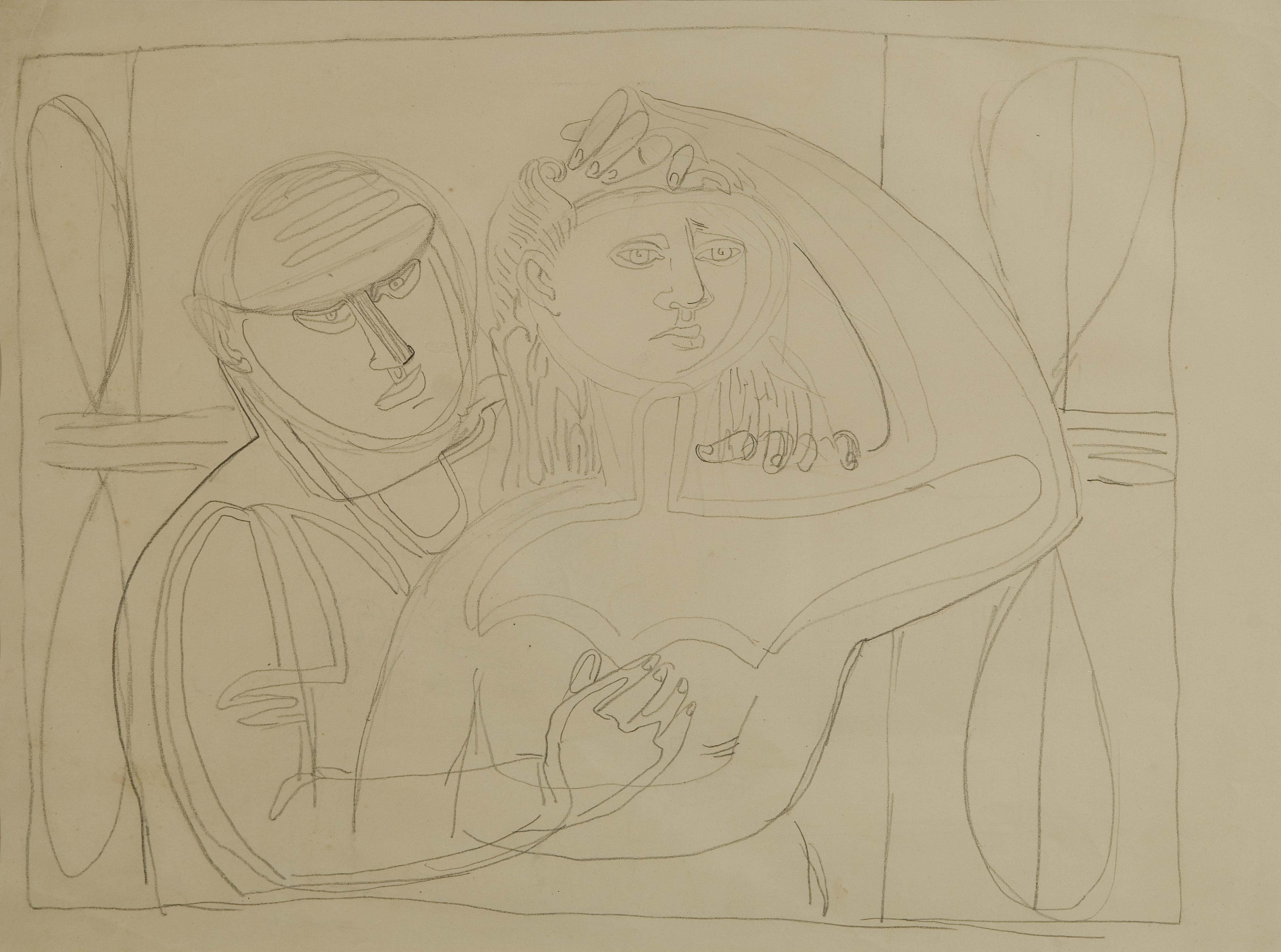 Jankel Adler (1895-1949)