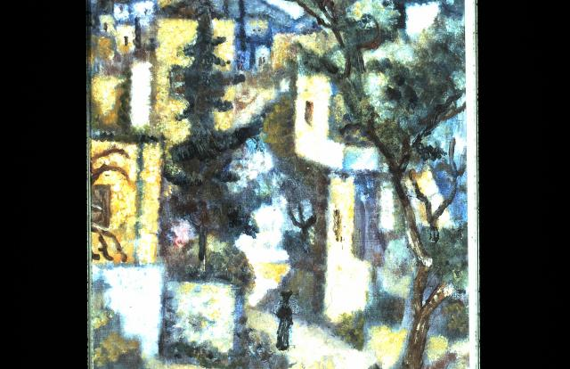Arie Alweil, (1901-1967)