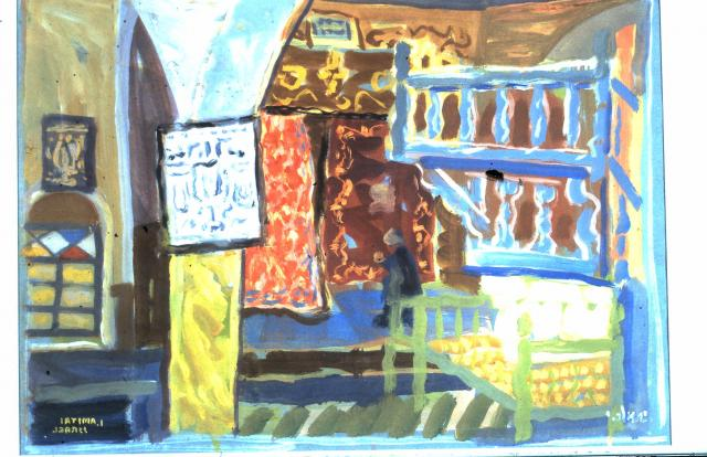 Isaac Amitai, (1907-1984)