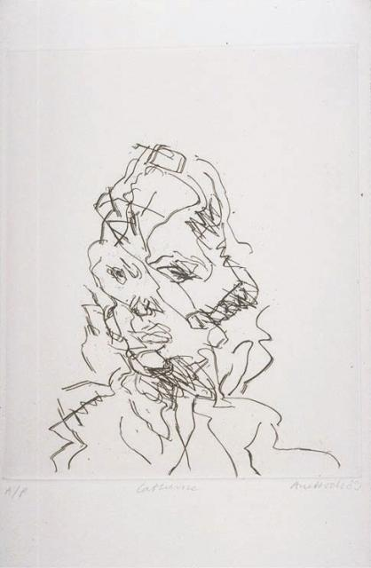 Frank Auerbach b. 1931